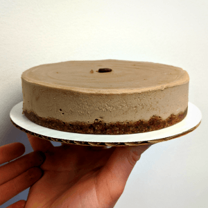 Coffee n' Cream Cheesecake
