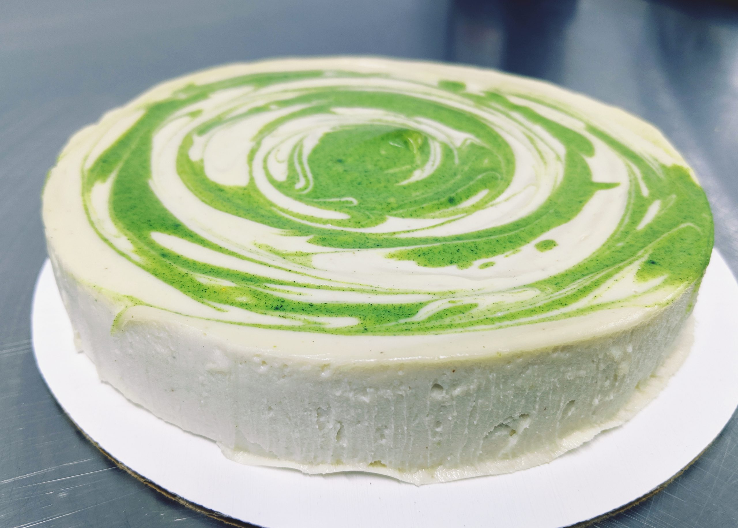 Lime Cheesecake from Gratify