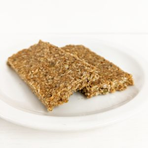 Peanut Butter Protein Bar (Keto-Friendly)