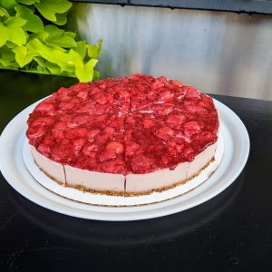 Cheesecake by the slice