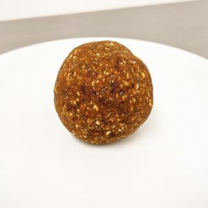 Pumpkin Spice Ball
