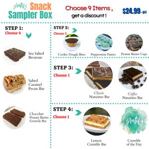 Snack Sampler Boxes